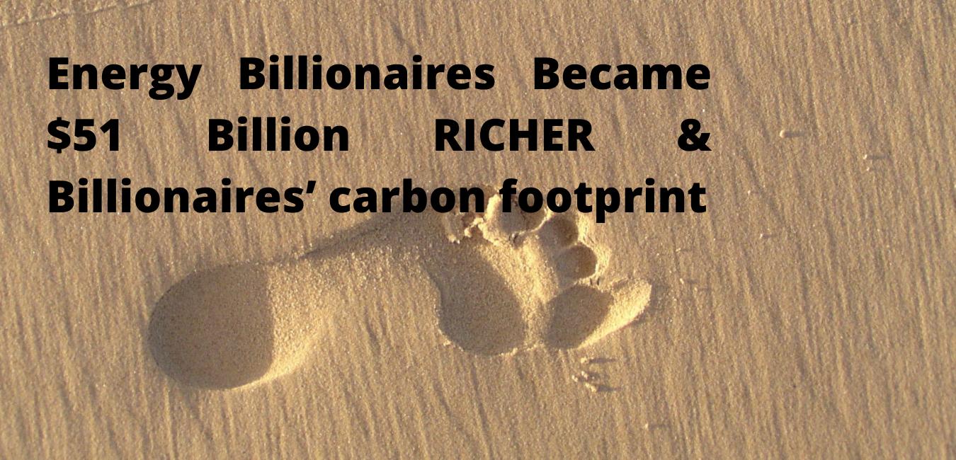J carbon footprint